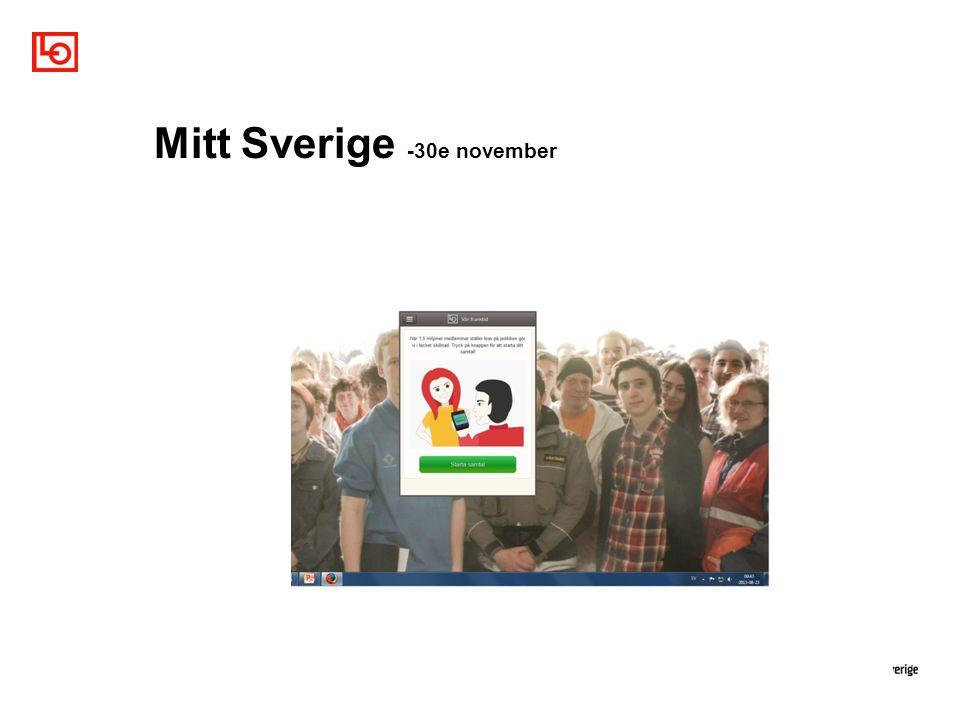 Mitt Sverige -30e november