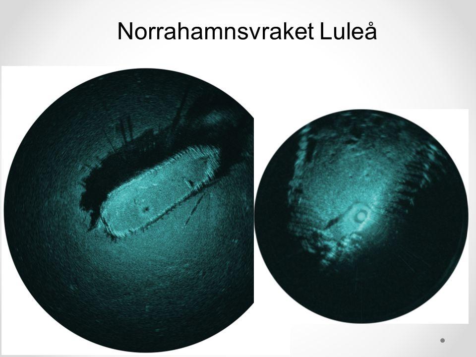 Norrahamnsvraket Luleå