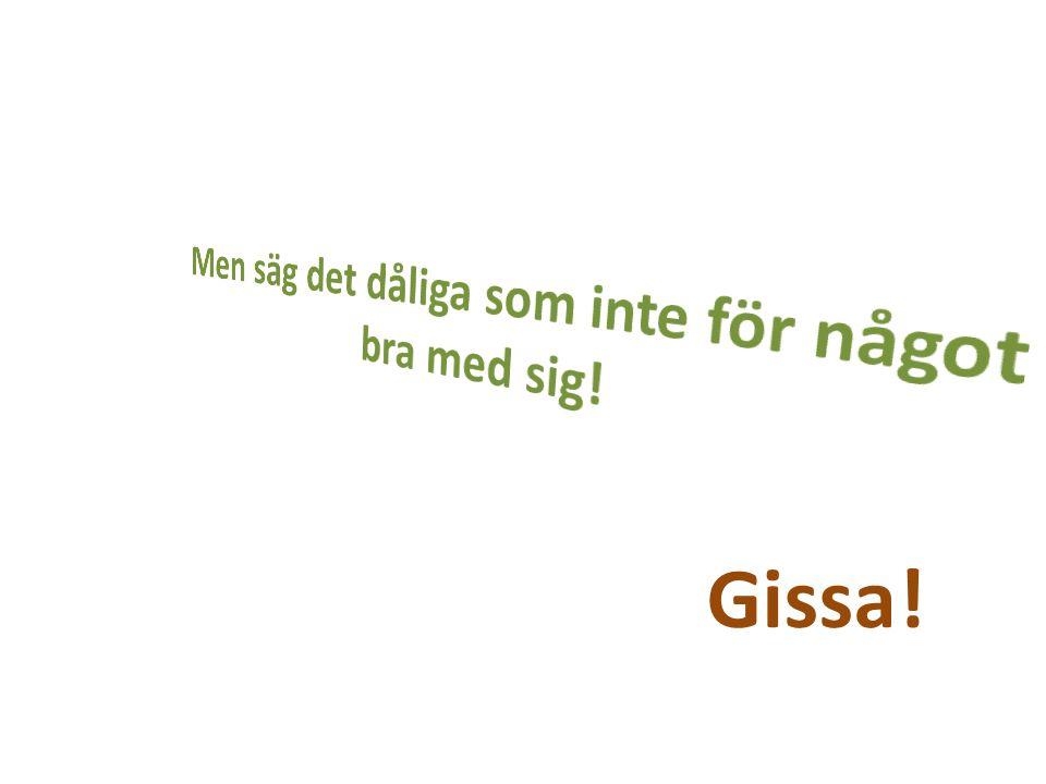 Gissa!