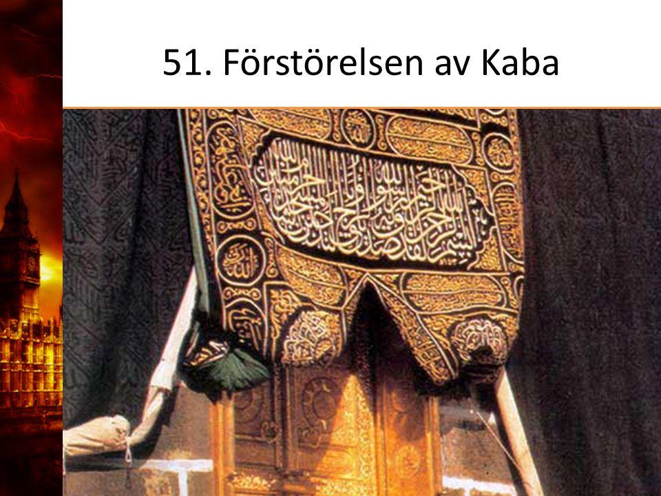 51. Förstörelsen av Kaba