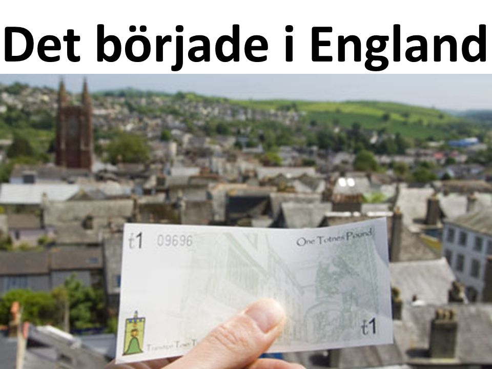 Det började i England