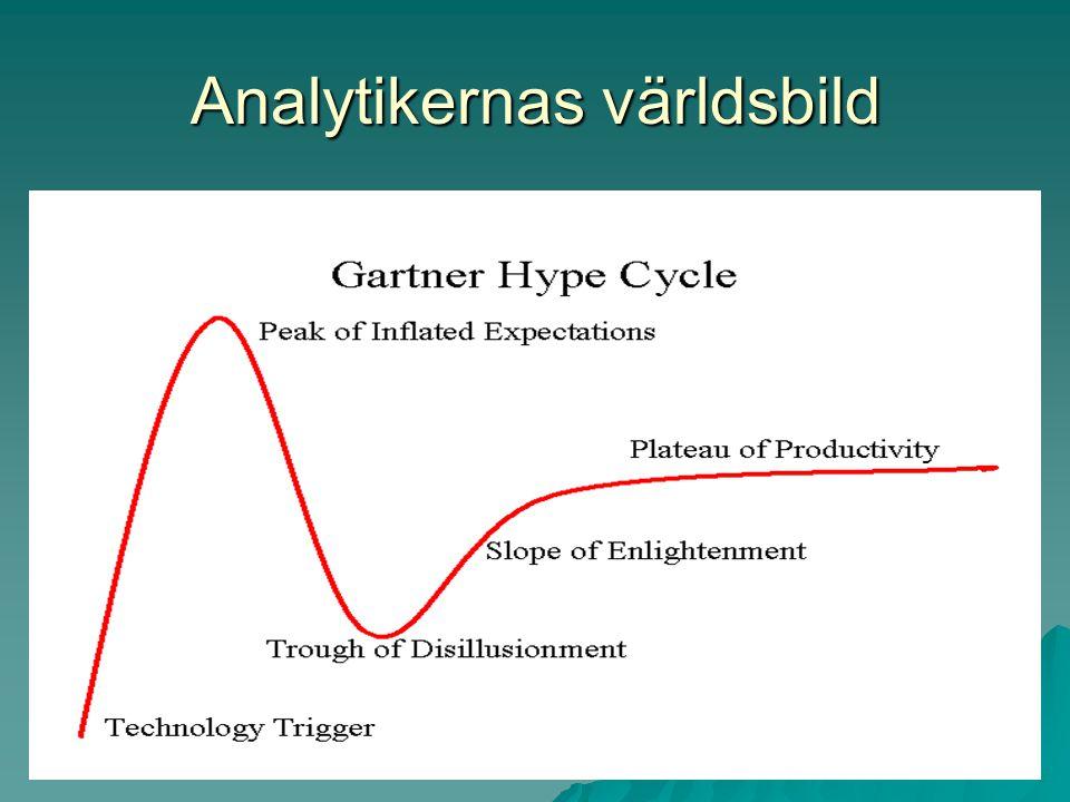 Analytikernas världsbild