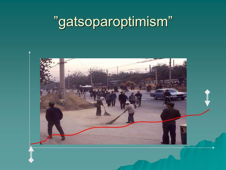 gatsoparoptimism