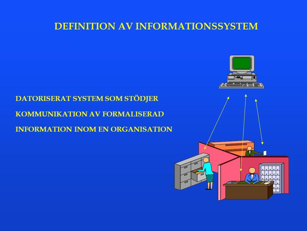 REALISERING AV INFORMATIONSSYSTEM DATABASER - Datastruktur - Applikationsprogram IH-system (4:e generationssystem) - Frågespråk - Rapportgenerator - Formulärhanterare - Generellt programmeringsspråk - Data dictionary