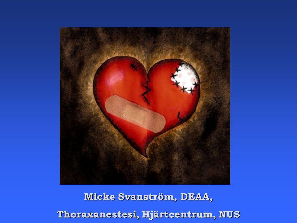 Myxom Symptom som vid dynamisk mitralstenos