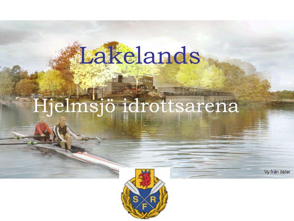 Lakelands juni 20112 E4-an, 35 min från Hbg Örkelljunga