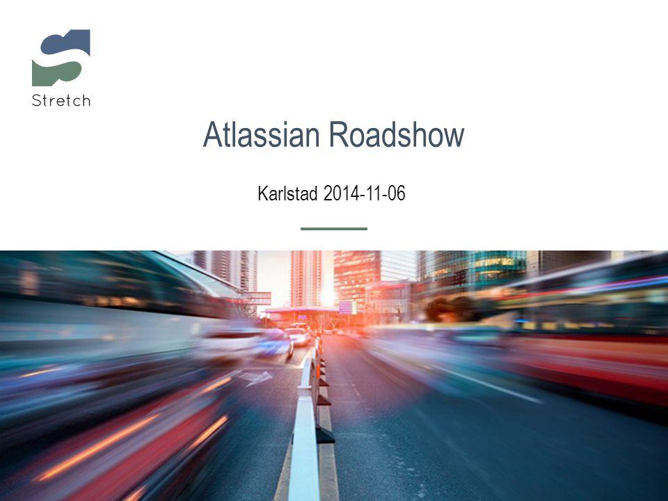 Atlassian Roadshow Karlstad 2014-11-06