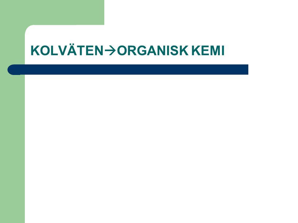 Organiska syror (karboxylsyror) Finns i Naturen Medicin Frukt