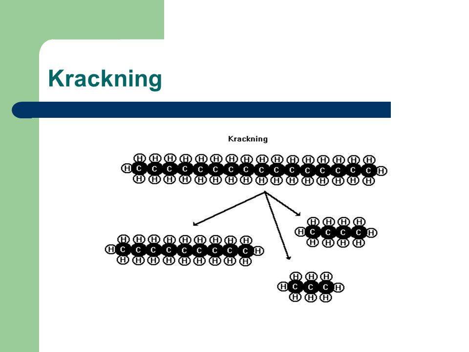 Krackning