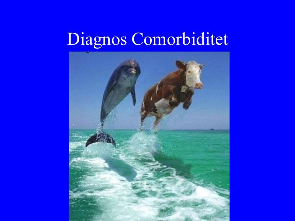 Gerhard Ege www.egehem.com Diagnos Comorbiditet