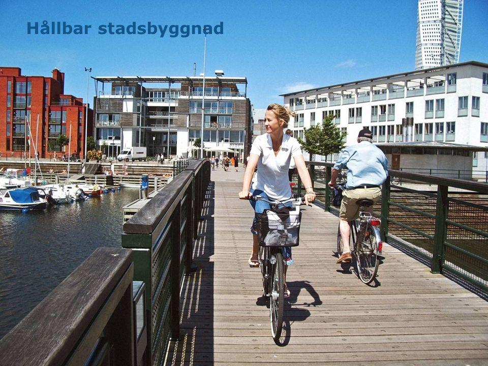 12 Hållbar stadsbyggnad