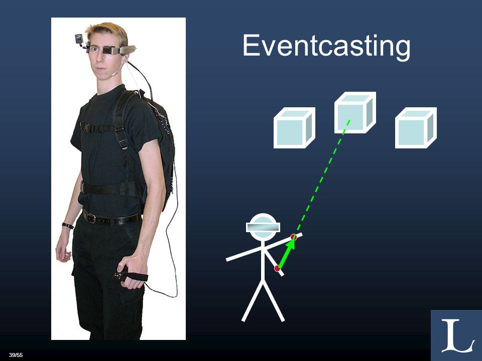 39/55 Eventcasting