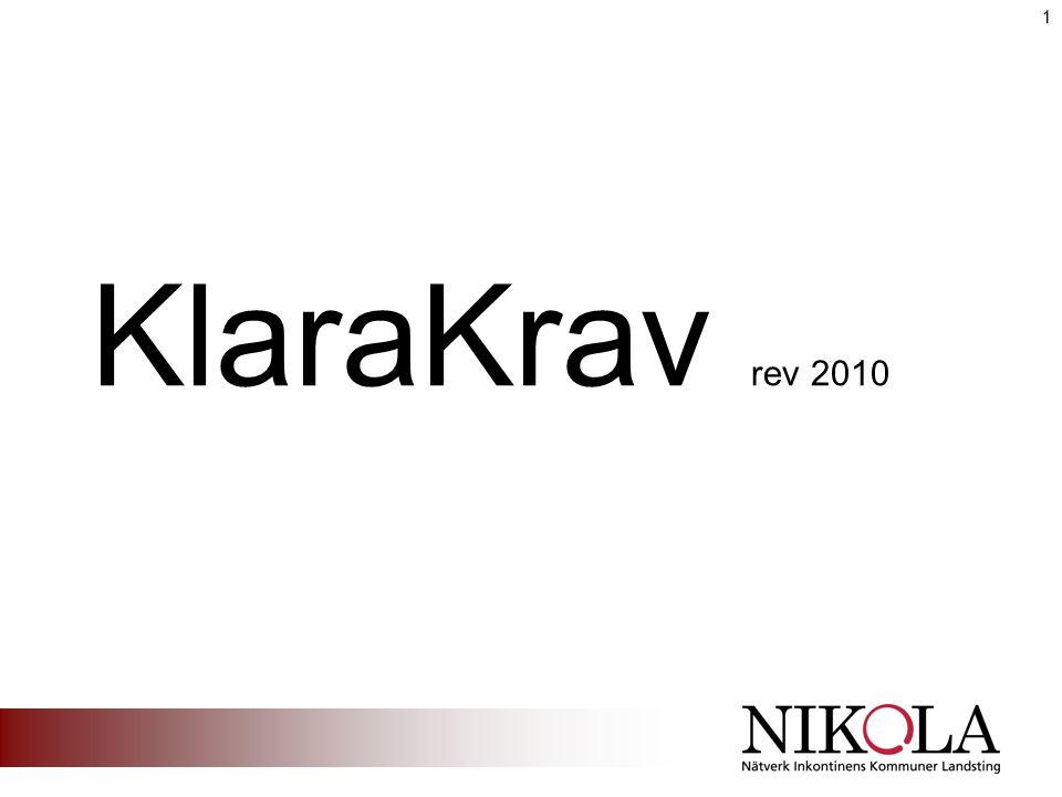 KlaraKrav rev 2010 1