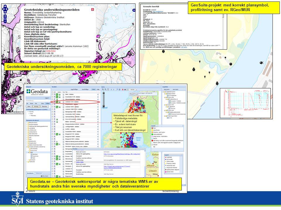 5 5 Från borrbandvagn  BGA  WMS på Geodataportalen (och andra webbsidor) WMS