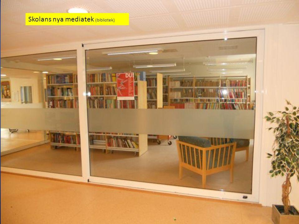 Skolans nya mediatek (bibliotek)