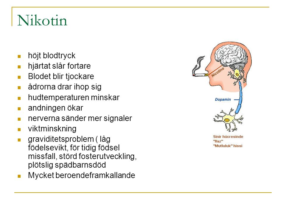 KORTTIDSEFFEKTER är effekter som kommer ganska snabbt efter det man tagit en dos och som försvinner inom några timmar eller dagar.