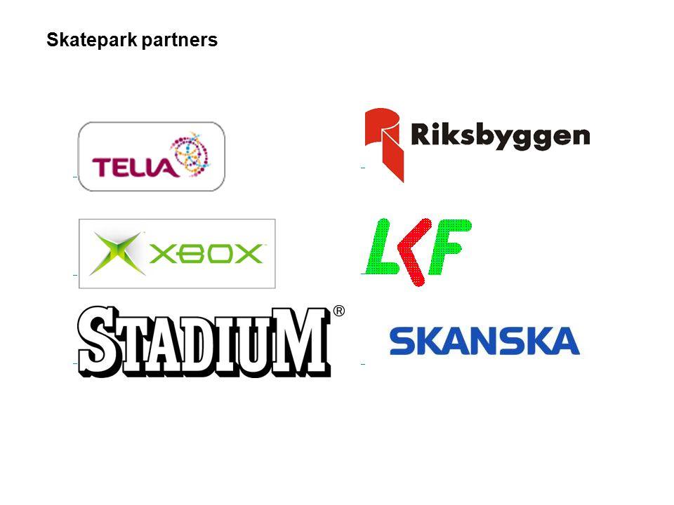 Skatepark partners