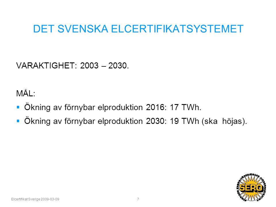 Småskalig vattenkraft. 2006-03-27 18 TACK FÖR MIG!