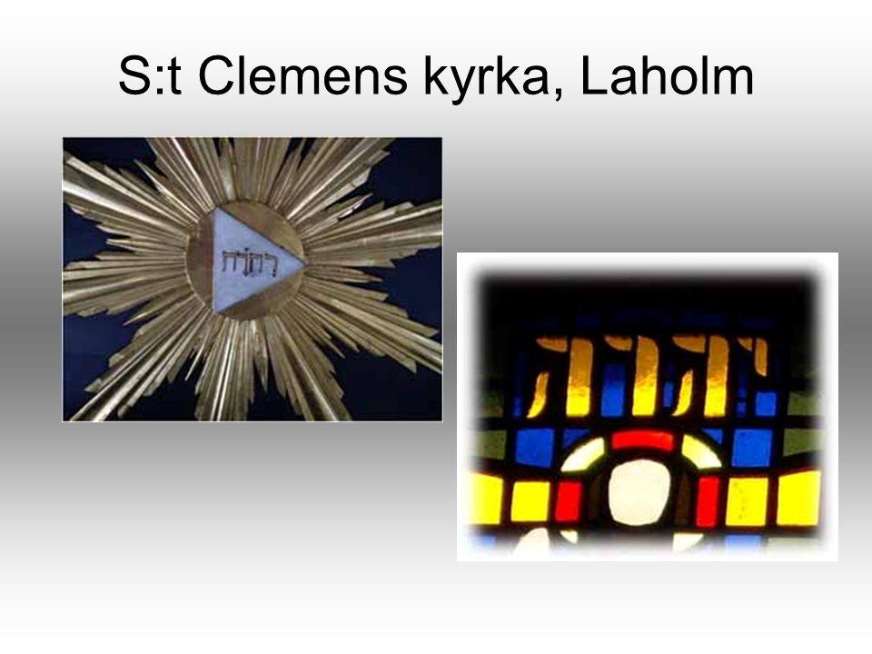 S:t Clemens kyrka, Laholm