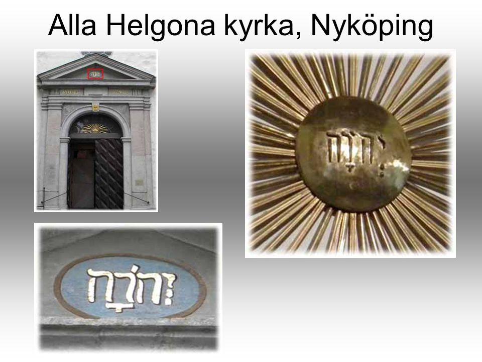 Alla Helgona kyrka, Nyköping