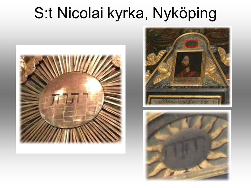 S:t Nicolai kyrka, Nyköping