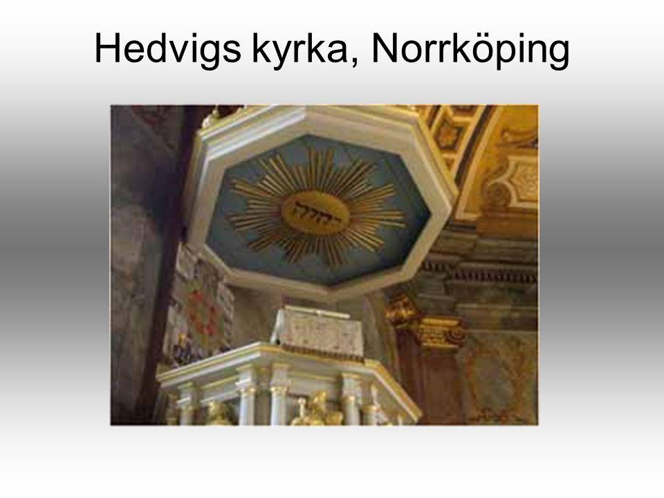 Hedvigs kyrka, Norrköping