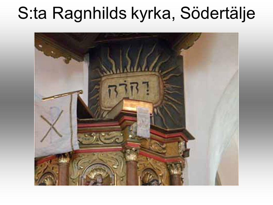 S:ta Ragnhilds kyrka, Södertälje
