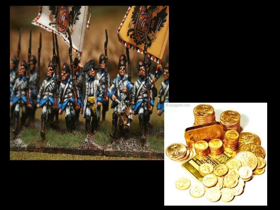 Kungarna tar tillbaka makten i Frankrike och styr med hjälp av stödet från de rikaste.