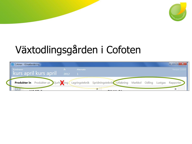 Växtodlingsgården i Cofoten X
