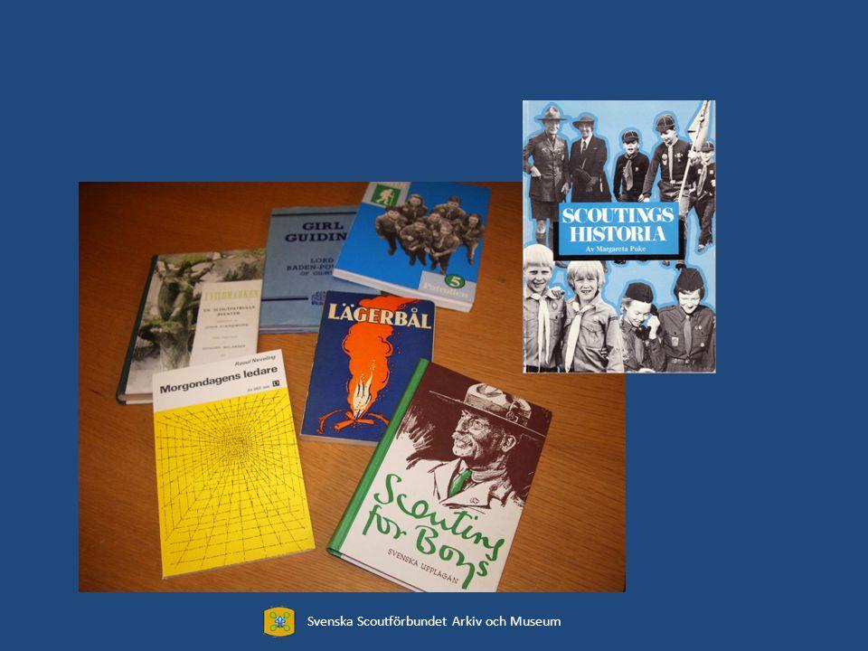 Svenska Scoutförbundet Arkiv och Museum