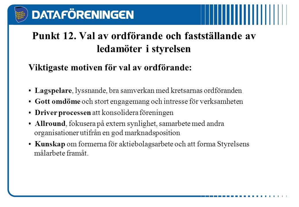 Punkt 12.