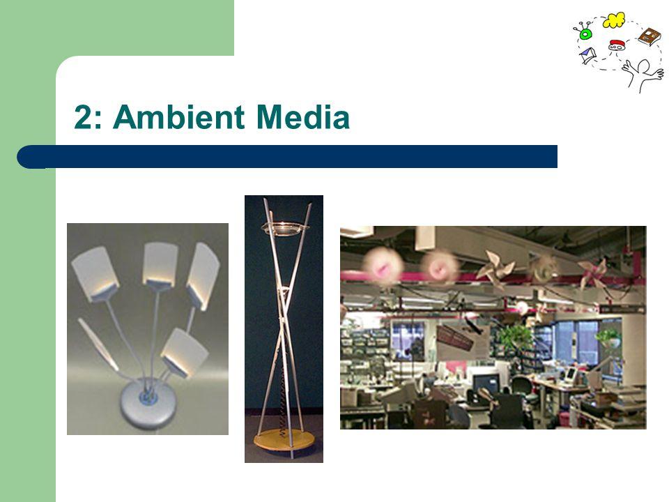 2: Ambient Media