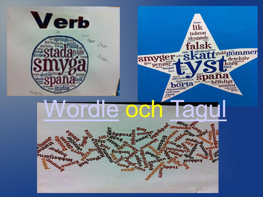 WordleWordle och TagulTagul