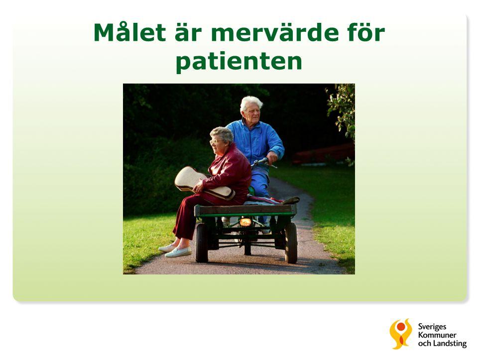 9 Samverkan är nödvändig inom följande områden -Barn med särskilda behov -Personer med psykiska och fysiska funktionshinder -Personer som missbrukar -Sjukskrivningsprocessen/rehabilitering -De mest sjuka äldre -Folkhälsoarbete