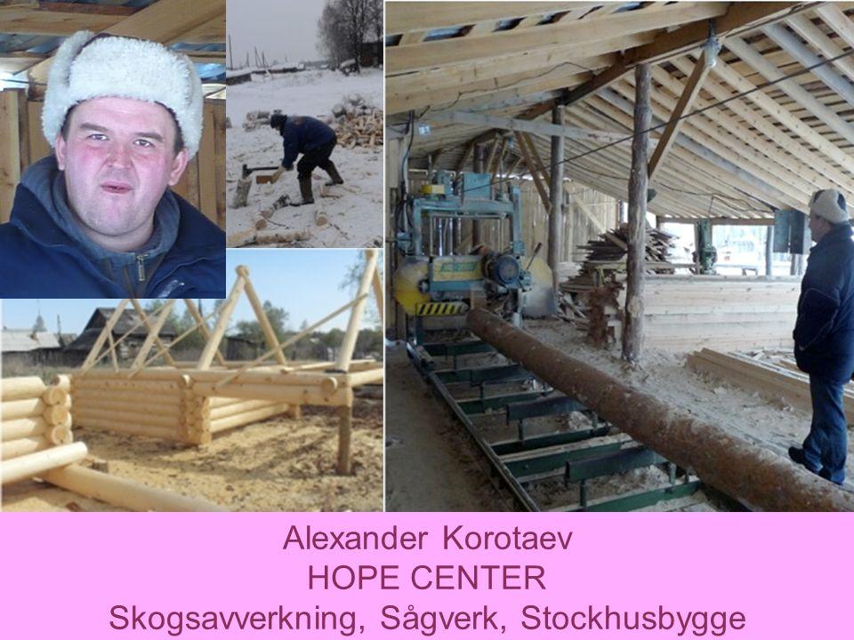 4 Oleg Nikoforov Mödrahemmet Vill skapa Serviceföretag och Socialt Hotell