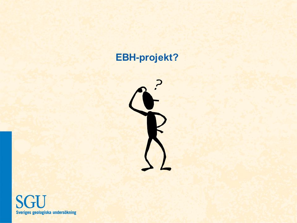 EBH-projekt?