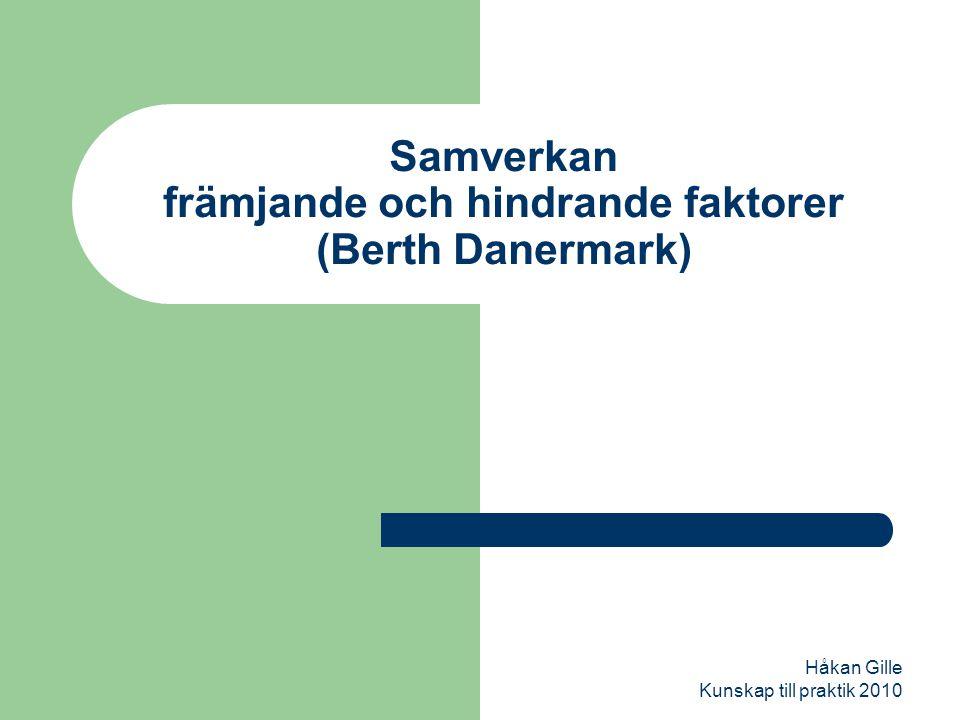 Håkan Gille Kunskap till praktik 2010 Inget nytt……..