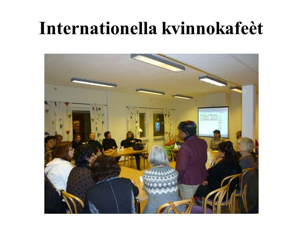 Internationella kvinnokafeèt