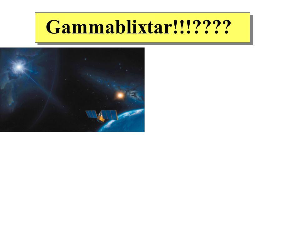 Gammablixtar!!!????