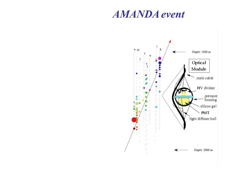 AMANDA event