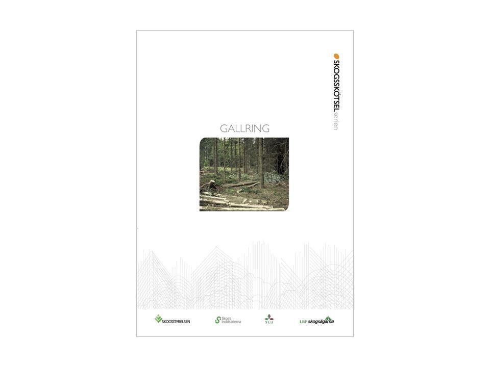 Figur G10. Skogsskötselserien nr 7, Gallring, Skogsstyrelsen, text: Erik Agestam, 2009