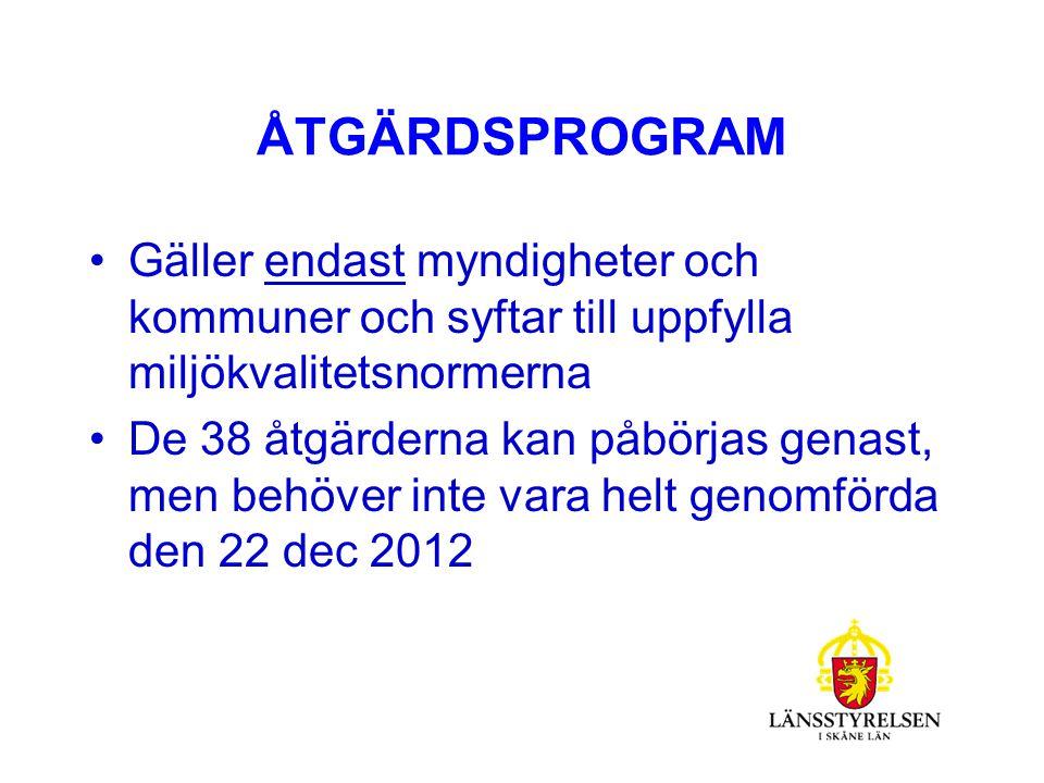 LÄNSSTYRELSENS ÅTGÄRDER 1 28.