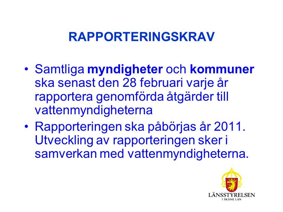 BESLUT OM MILJÖKVALITETSNORMER Länsstyrelsen Kalmar län (Vattenmyndigheten i Södra Östersjöns vattendistrikt) föreskrifter om kvalitetskrav för vattenförekomster i distriktet.