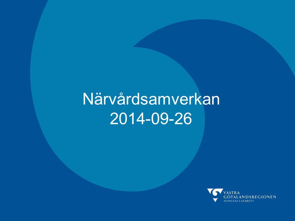 Närvårdsamverkan 2014-09-26