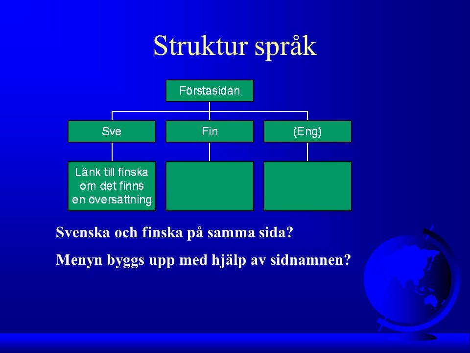 Exempelsidor www.harnosand.se www.sandviken.se Manualer www.skola.haparanda.se Länken Insidan