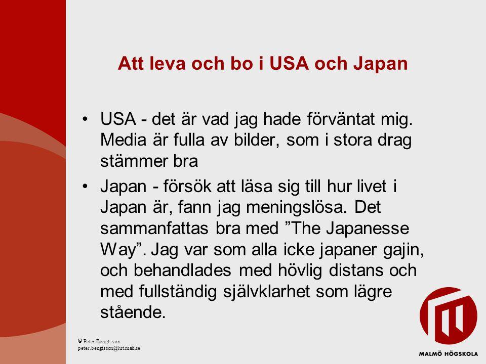 Exponentiellt avtagande  Peter Bengtsson peter.bengtsson@lut.mah.se