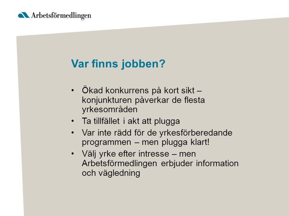 www.arbetsformedlingen.se/yrkeskompassen