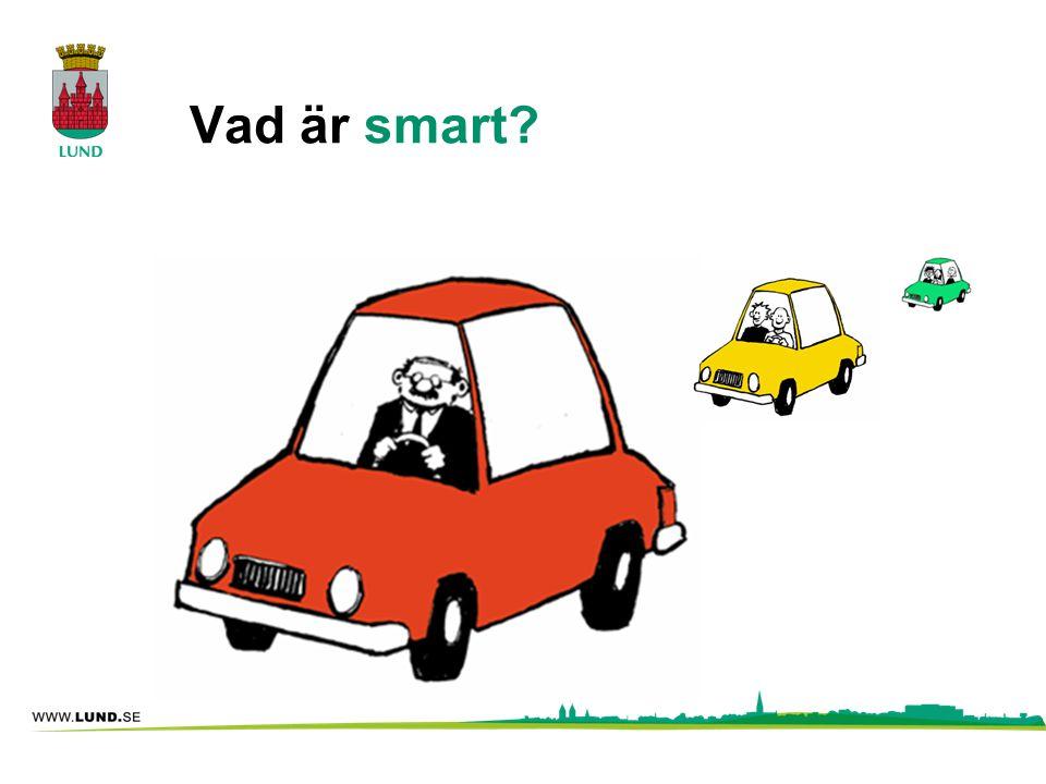 Vad är smart?