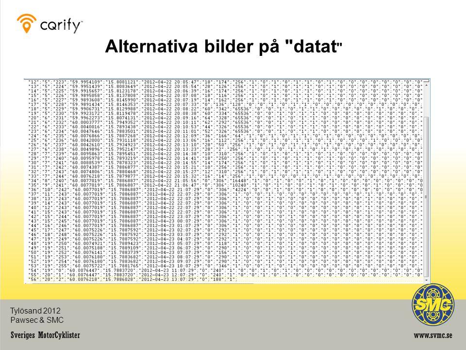Alternativa bilder på datat Tylösand 2012 Pawsec & SMC