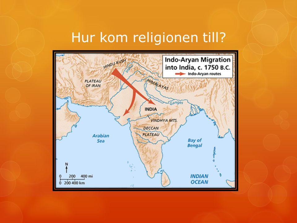 Hur kom religionen till?
